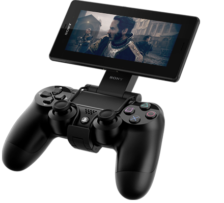 PS4 Remote Play mit Sony Xperia Handy
