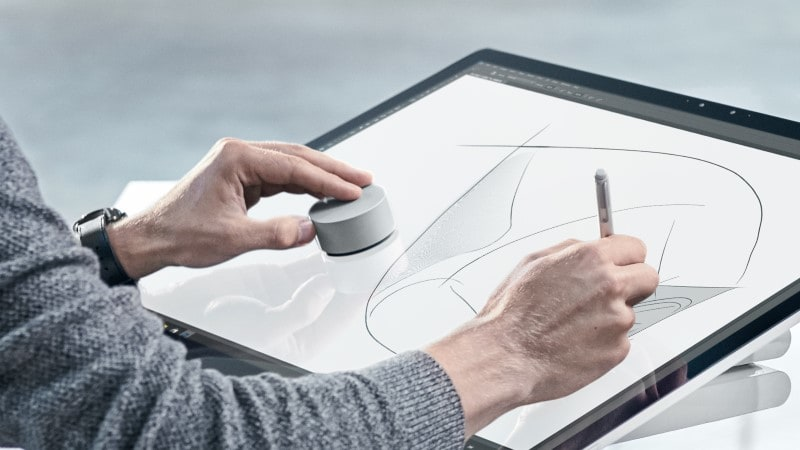 Das Surface Dial