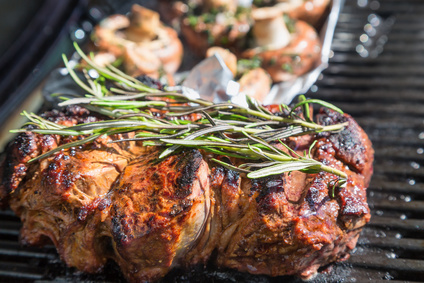 Weber Holzkohlegrill Im Test : Weber master touch gbs special edition im test