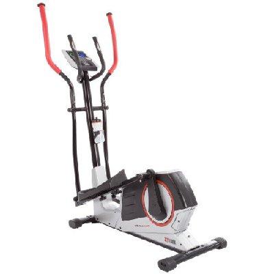 Xylo Crosstrainer Heimtrainer Ellipsentrainer Fitness Magnetisch mit Tablet-Halterung