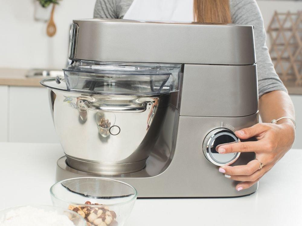 Küchenmaschinen Test 2021