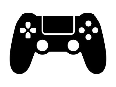 Playstation 4 Gamepad Grafik